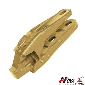 LA20BN35 VOE 15052776 Bolt On Tooth Adaptor for L120F Volvo Loader