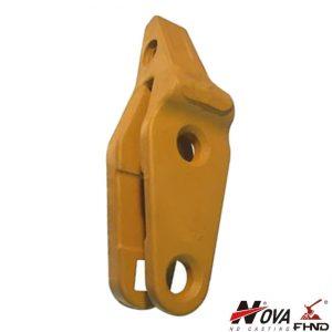 Replaceable Deere Bolt-On Bucket Adaptor U16087