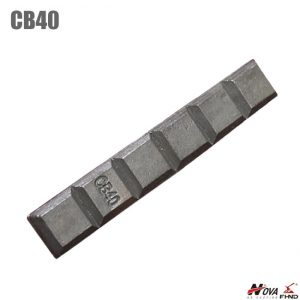 CB40 725 HB Wear Chocky Bars
