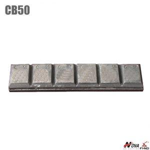 CB50 White Iron Chocky Bar