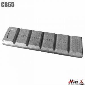 CB65 Weldable High Chrome Chocky Bar