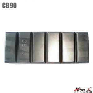 CB90 Laminated Chocky Bar For Mining Machinery