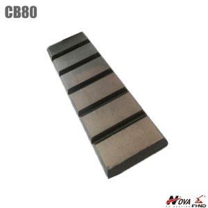 China Excavator Bucket Attachment CB80 Chocky Bar