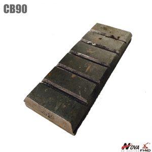 China Wear Parts Bucket Chocky Bars CB90
