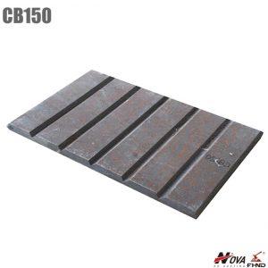 Excavator Loader Bucket Wear System Chocky Blocks Bars CB150