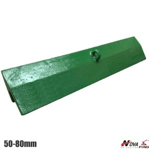50-80mm Cutting Blade Lip Shroud Protection System