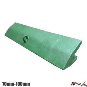 70mm-100mm Load Haul Dump Lip Shroud