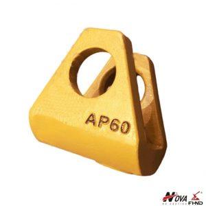 AP60 Heel Shrouds Bucket Corner Wear Shoe