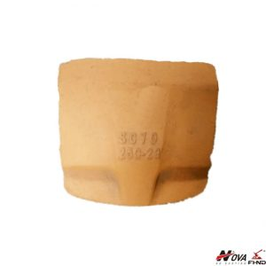 Bucket Spare Parts Center Lip Shroud SC70-250-23