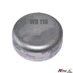 Bucket and Shovel Protection 700Bhn Wear Button 110mm WB110