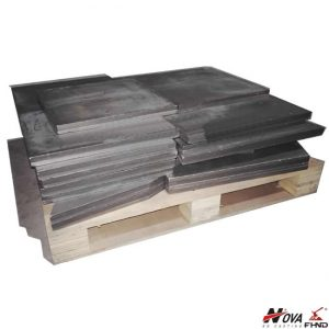 Carbide Bimetallic Notched Wear Plates Star Style for Bucket Protection
