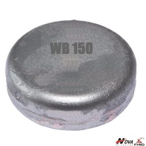 Chrome Moly White Iron 150mm Wear Buttons WB150