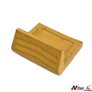 ES6697-4 Mining Machinery Bucket Heel Blocks
