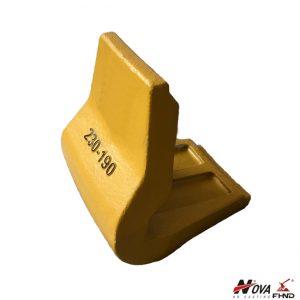 Excavator Bucket Lip Heel Shroud HS230-190