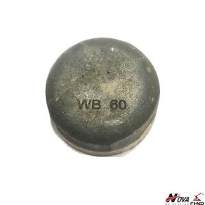 Excellent Wear Protection WB60 Wear Buttons