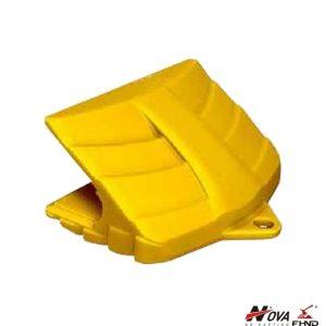 F50LS Caterpillar Spare Parts Bucket Lip Protector
