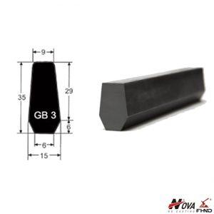 Heat Treated Dozer Grouser Bars GB-3