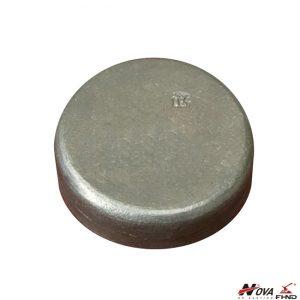 High Carbon ASTM A532 White Iron 700 BHN WB115 Wear Button