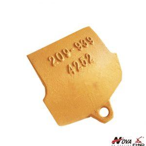 Komatsu Bucket Lip Shroud Protector 209-939-4252