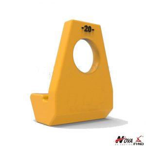 Komatsu Excavator Bucket Heel Shrouds 209-939-5170