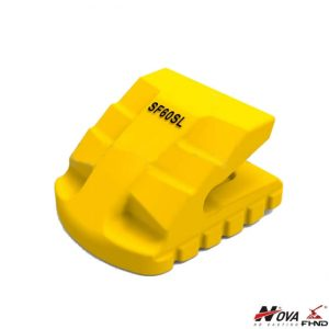 SF60SL Excavator Bucket Blade Protector Lip Shroud