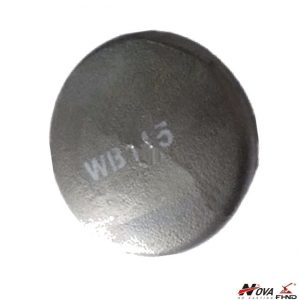 WB115 Spare Parts White Iron Wear Buttons for Bucket Wear Protection