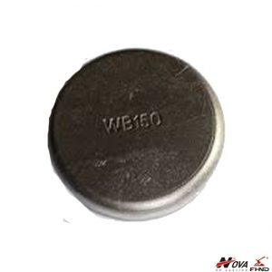 WB150 Wear Button for Excavator Loader Bucket Side Wall Protection