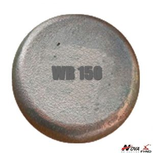 WB150 Wear Buttons for Chutes, Earthmoving Buckets Excavators