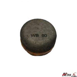WB60 60MM DIAMETER WEAR BUTTONS