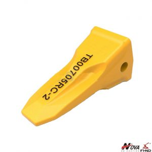 TB00705RC Rock Bucket Teeth For Hitachi EX200 EX210 Excavator