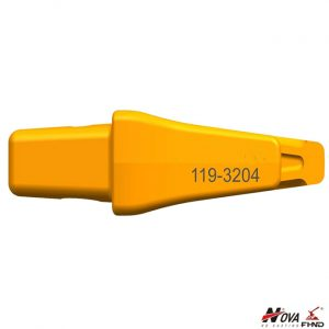 119-3204, 1193204 Caterpillar J200 Bucket Tooth Shank Adapter Covers 1INCH LIP