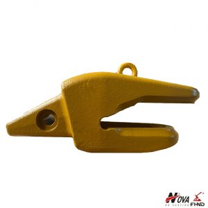 119-8606 CAT style J600 Loader Bucket Two Strap Adapter LH