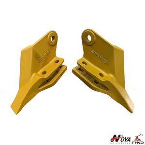 CAT style Bolt-On Mini Excavator Monoblock Teeth 227-8664, 227-8665