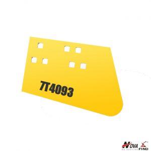 7T4093, 7T-4093 CAT D9 G H Semi-U End Bit RH