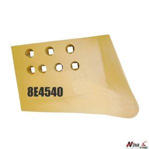 8E4540 Replacement Caterpillar Left Hand End Bit for D8-9 Doziers