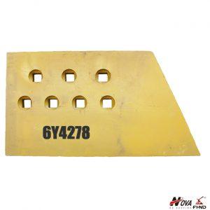 CAT Bulldozer Level Cut End Bit LH 6Y4278 6Y-4278