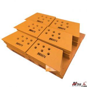 Replacement Caterpillar Bulldozer D6T D6H D6R End Bits 9W8874 9W8875