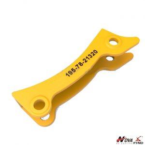 195-78-21320 PROTECTOR fits KOMATSU Parts D135A, D155A, D155AX, D155W, D355A, D455A, PC650