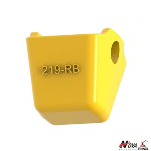 219-RB Cat Style Compactor Feet