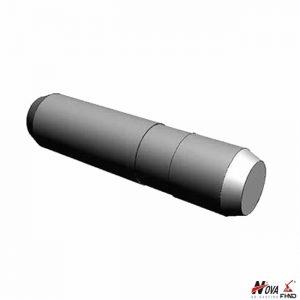 Caterpillar Wheel-Type Loader Bucket Sidebar Pin 135-9292, 1359292