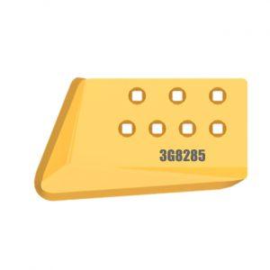 D8A, D8U, D8C Caterpillar Genuine Bulldozer End Bit RH 3G8285, 3G-8285