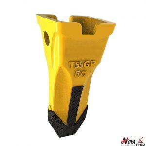 T55GPRC-ARM Tungsten Carbide Volvo Excavator ARM Teeth