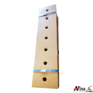 144-70-61140 Replace Komatsu Shantui D75A Cutting Edge