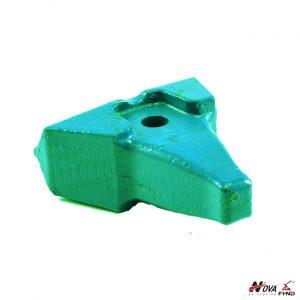 22RNSLF, 22-RNSLF Fabricated Ripper Shanks Cast Uni-Lok Noses
