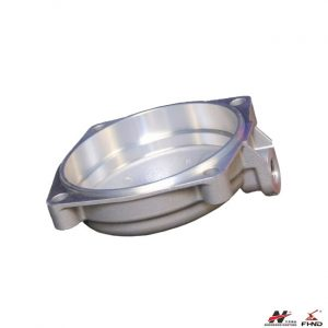 Customized Aluminum Die Casting Parts Components for Engineering