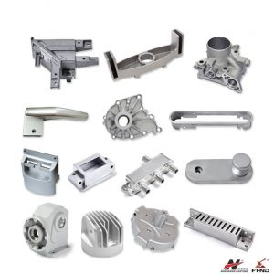 Die Casting Anodizing Spare Parts for Construction Equipments