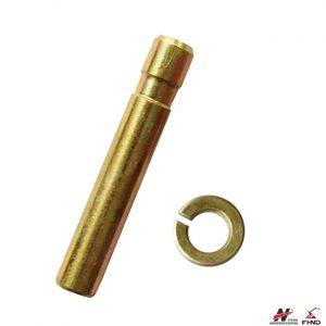 High Strength Electroplated Kobelco SK200 Bucket Teeth Pin and Lock