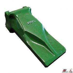 KOMATSU PC300 Tooth 207-70-54380 ESCO SUPER V Tip V43SYL STANDARD SYMMETRIC