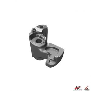 Lost Wax Casting Investment Casting Railway Components