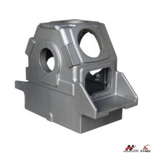 Railway Resin Sand Casting Parts
